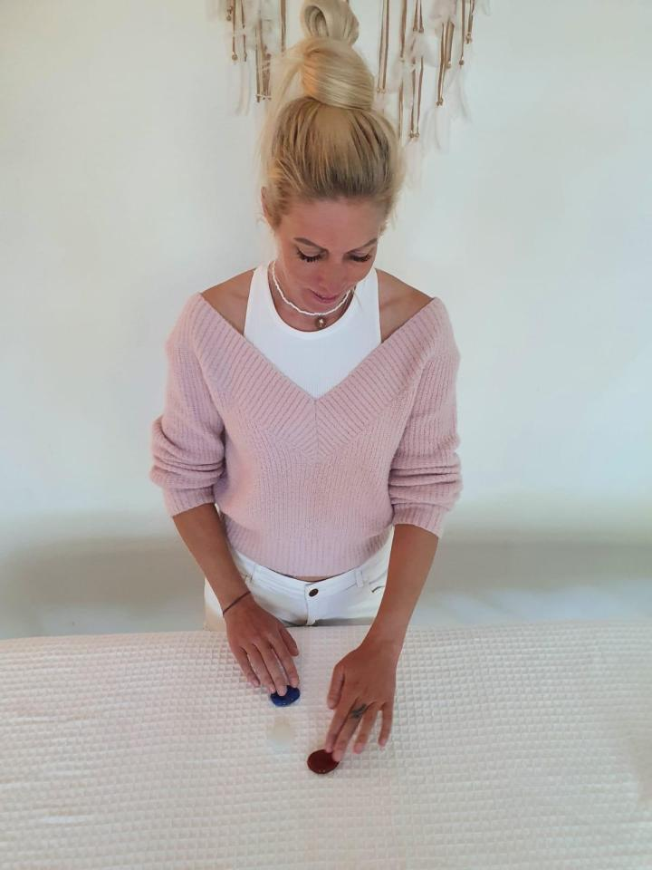 Energetic massage